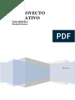 El Proyecto Educativo_Guía Didáctica