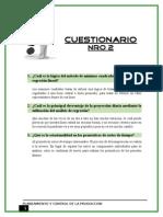 CUESTIONARIO 2 .