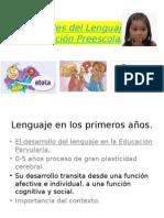 PPt Desarrollo Del Lenguaje Educacion Parvularia