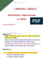 Preguntas Solidificacic3b3n e Imperfecciones en Sc3b3lidos Capc3adtulo 2 Libro