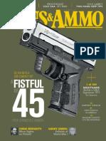 Guns & Ammo - 2015 04 (April) | Handgun | Revolver
