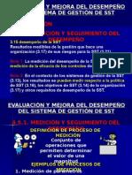 Medicion y Seguimiento Desempeño 22-10-2011