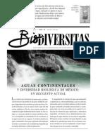 Aguas Continentales Cuencas Conabio