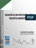 43 20120509 Jose a Troncoso Requisitos Administrativos Para El Registro de Una Explotacion Avicola