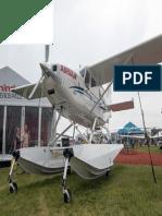 Mahindra - Airvan With Floats