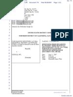 CLRB Hanson Industries, LLC et al v. Google Inc. - Document No. 170