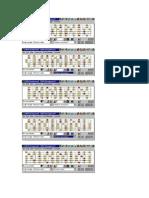 escalas pentatônicas - doc