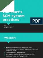 Walmartscm System