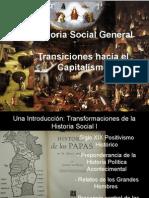 1° La Transicion del Feudalismo al Capitalismo
