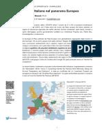 L'IPBOX Italiano nel Panorama Europeo