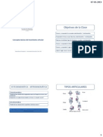 2. Artrokineamtica i - II