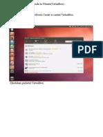 Instalare Masina Virtuala in Ubuntu