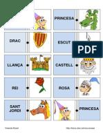 Domino Sant Jordi