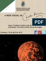 A REDE SOCIAL DE DARWIN