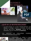 Biotecnologías e Ingeniería Genética