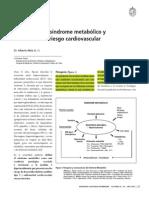 El Síndrome Metabólico y Riesgo Cardiovascular