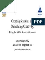 [Doulos] VMM Scenario Generator [Snag-2007]