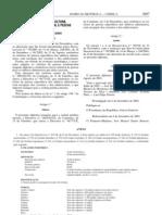 Aditivos Alimentares - Legislacao Portuguesa - 2003/09 - DL nº 218 - QUALI.PT