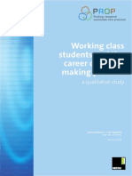 Working_class Students and the Career Decision Making Process (2008)