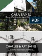 Análisis Casa Eames