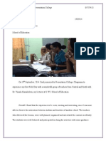 presentation college