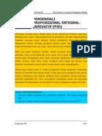 Pengendali Proporsional Integral Derivatif-libre