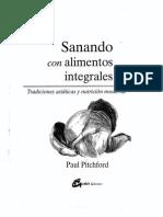 Pitchford Paul - Sanando Con Alimentos Integrales