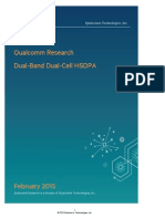 Dual Band Dual Cell Hsdpa