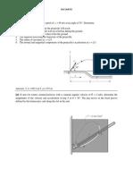 HW 3 dynamics