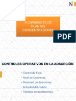 Flow Sheet de Plantas Concentradoras