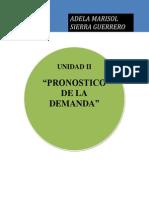 pronostico de demanda