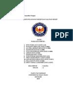 makalah pelayanan resep