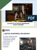 020-Materiales Peligrosos Especificos