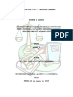 Constitucion Politica y Derechos Humanos 1