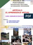 Exposicion Educ Virtual