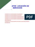 CONTRATOS LOCACIÓN DE SERVICIOS.doc