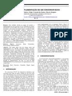 Artigo_Controle_Digital COnversor BUck