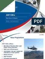 AW119Kx General Presentation  Decembre 2014 - Estado Mayor Conjunto.pdf