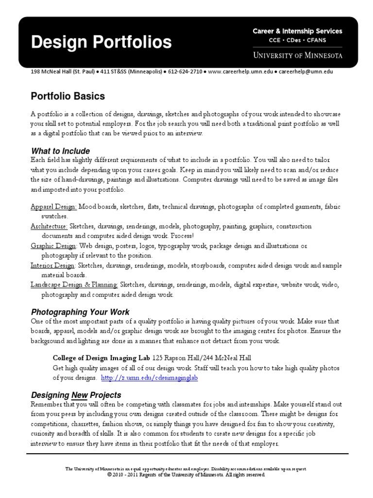 Design Portfolios   Design   Page Layout