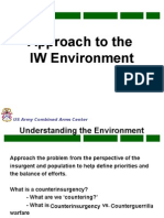 1-Approach to the Low Intensity Environment
