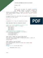 Tipo de Dados Abstrato em  C-sharp