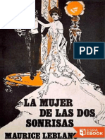 La Mujer de Las Dos Sonrisas - Maurice Leblanc