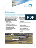 Safety Net Runway Safety Fact Sheet