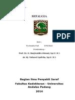 case SEFALGIA.doc