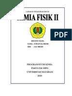 Laporan Kimia Fisik II (Repaired).Doc Pake