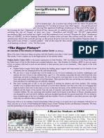Marcum Family/Ministry  Newsletter - April 2015