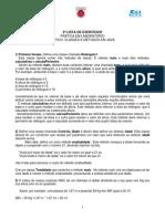 Lista Pratica Metodos Java