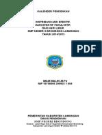 Model Program Tahunan Dan Semeter Ganjil 2014