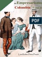 Historia del empresarismo en el nororiente de Colombia Tomo 2