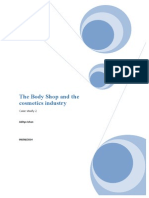 Case Study The body shop